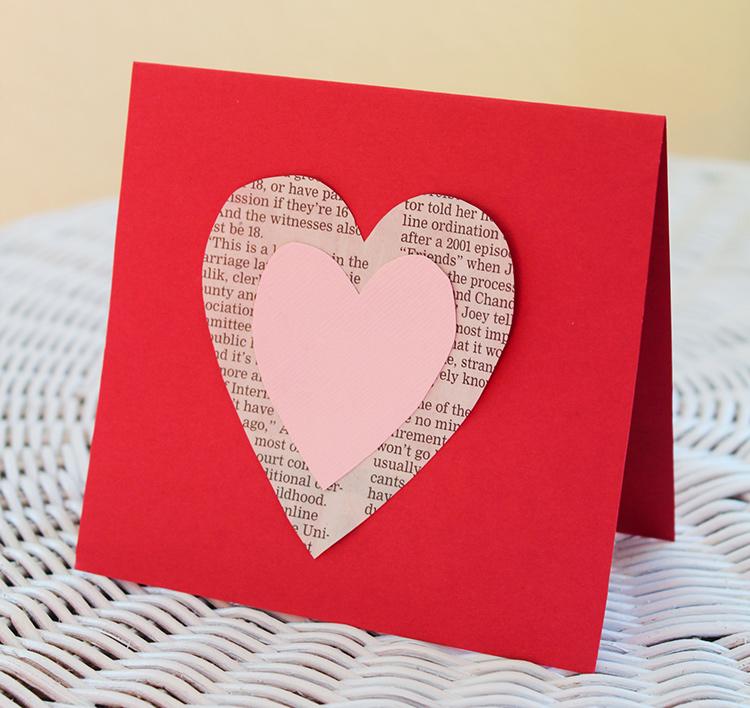 14 валентинок из бумаги на 14 февраля - секрет мастера - сделай своими руками