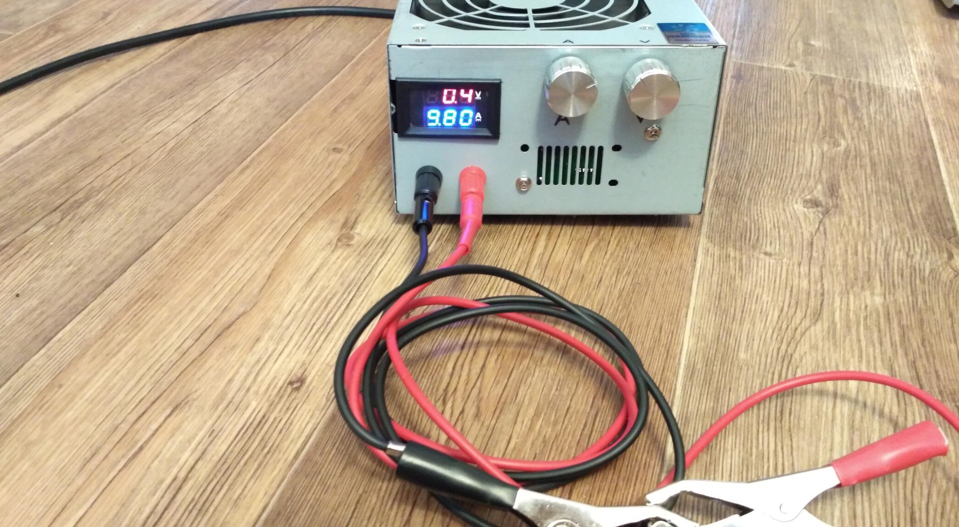 Как сделать зарядное устройство для автомобильного аккумулятора из бп компьютера: схема и видео, как переделать блок питания в зарядку акб автомобиля