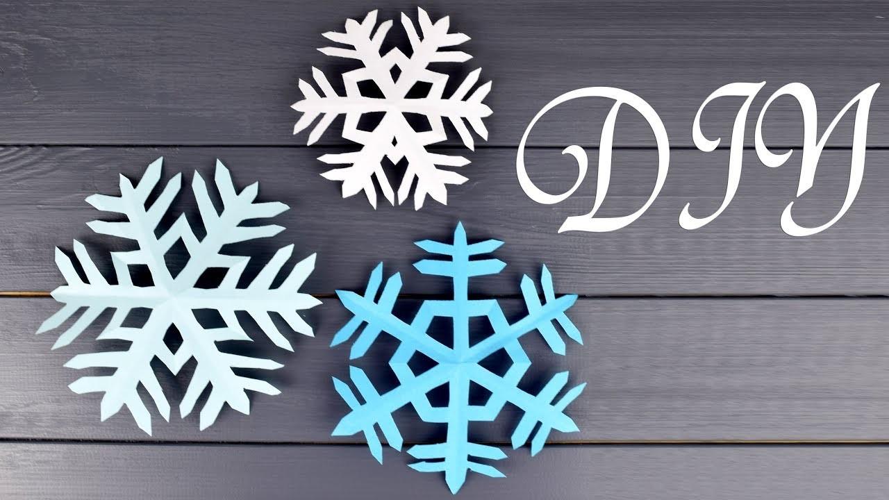 Как сделать снежинки - схемы и пошаговые инструкции как сделать снежинку своими руками. идеи детской поделки с фото-обзорами