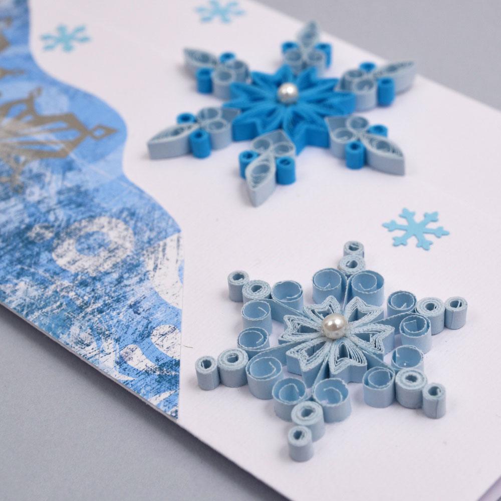Делаем красивые снежинки из бумаги на новый год
