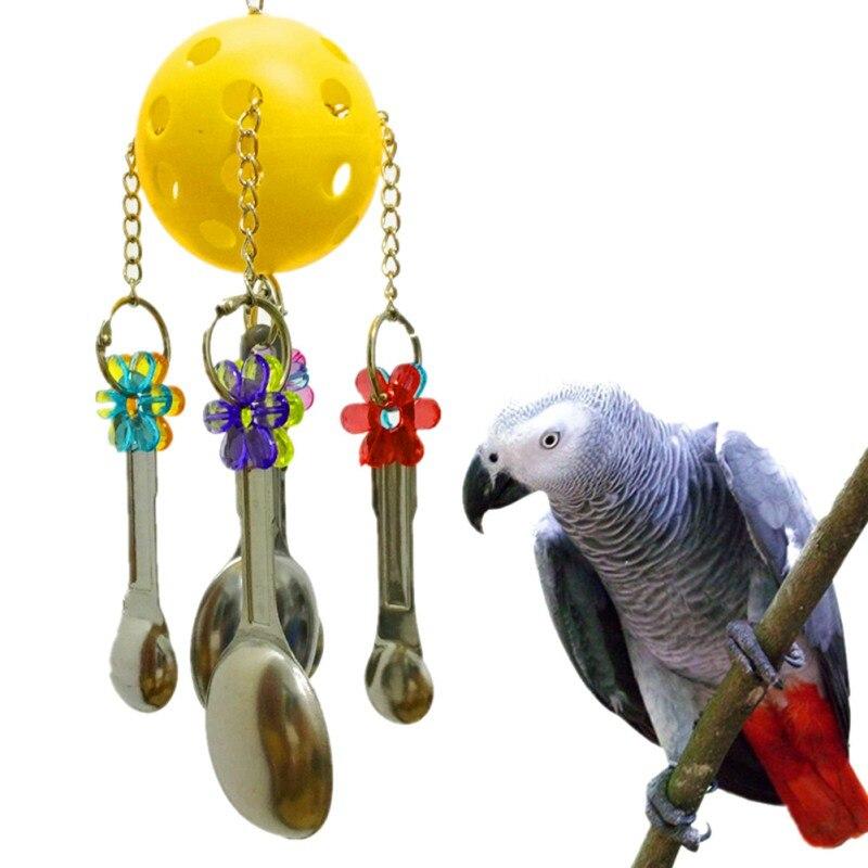 Игрушки для попугаев - какие нужны, как выбрать