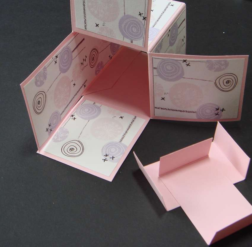 Оригинальные идеи подарка на день рождения: коробочка с сюрпризом