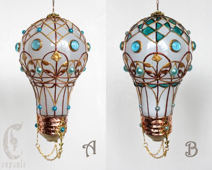 Игрушки из лампочек на новый год своими руками: делаем новогодние украшения из старых лампочек
