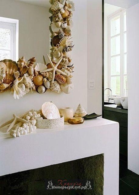 ✅ кораллы и раковины в интерьере дома - eco-podarki.ru