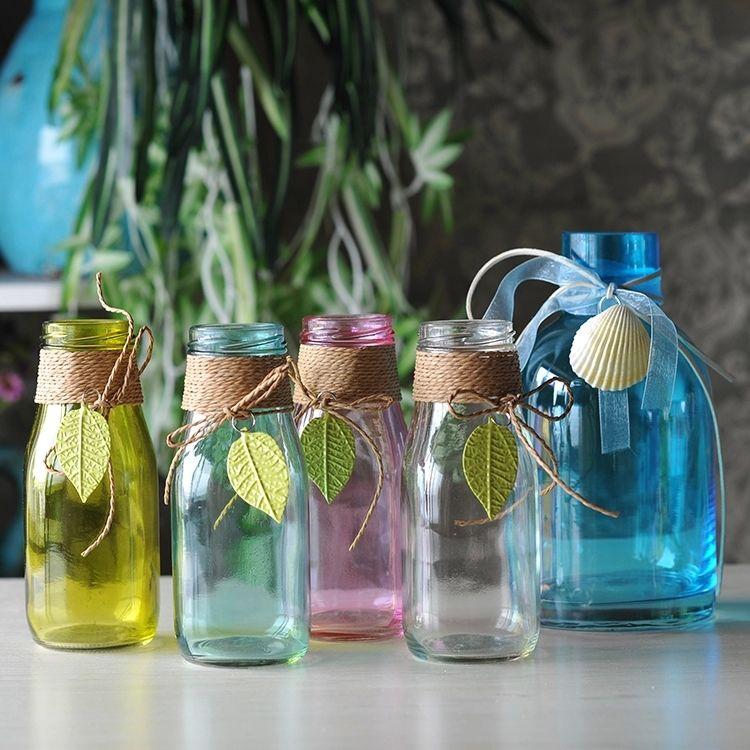 Оригинальные идеи декорирования стеклянных банок своими руками