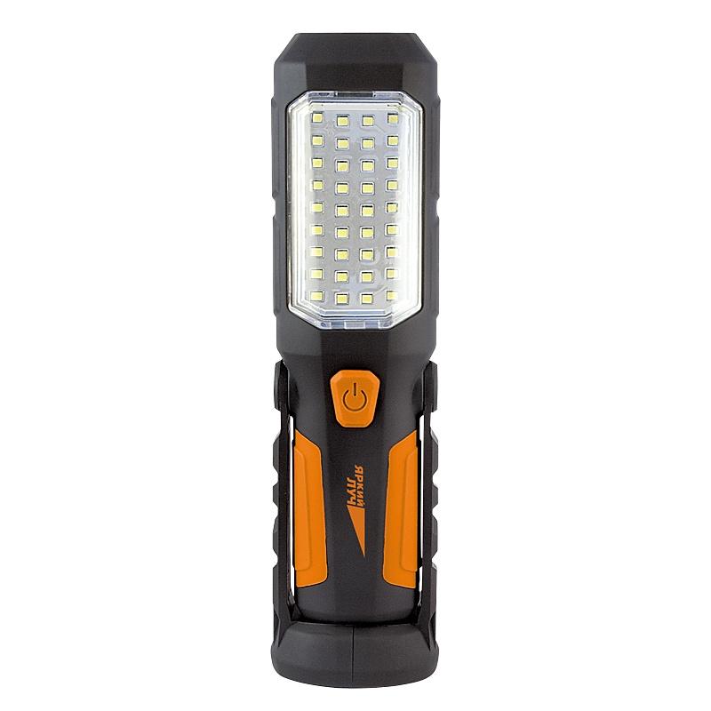 Rescue flashlight, концептуальный фонарик для спецагента