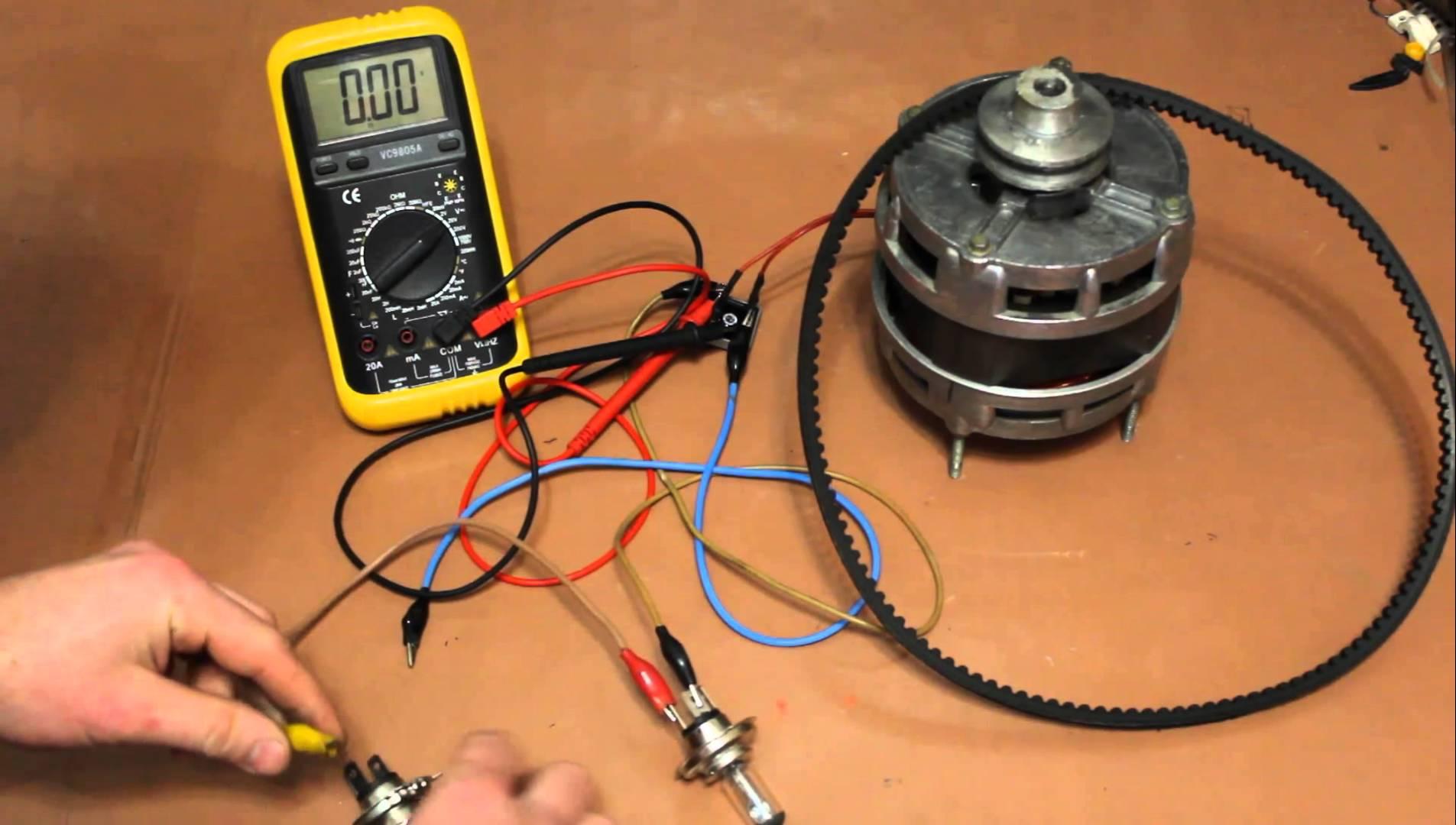 Как сделать электрогенератор — подробное описание как собрать своими руками генератор в домашних условиях (135 фото)