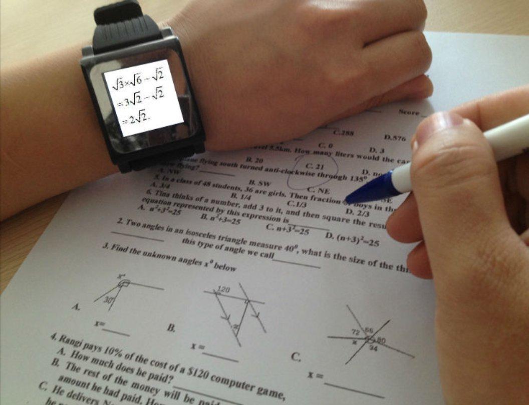Как сделать шпаргалку и списать на экзамене