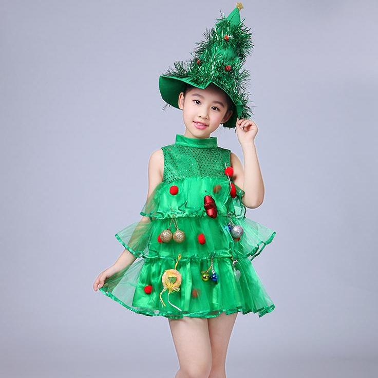 Ёлочка. инструкция по пошиву нарядного костюма главной гостьи новогодней вечеринки