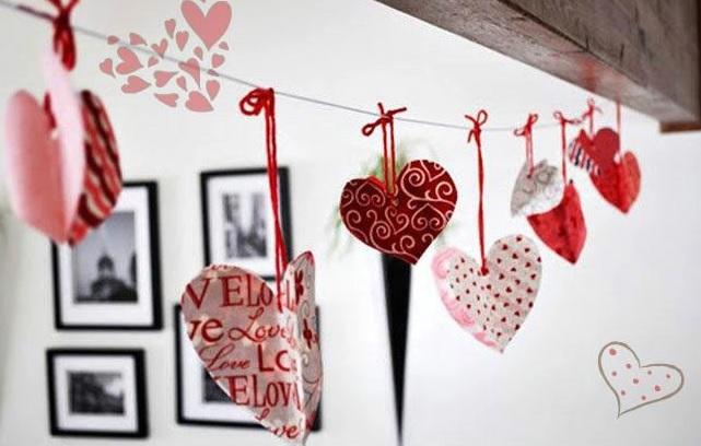 Интересные идеи и советы: как украсить дом ко дню святого валентина