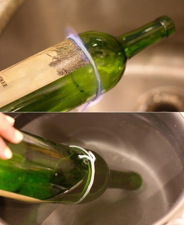 Как разрезать бутылку? основные способы резки стекла и мастер-класс создания стильных поделок из бутылок (75 фото)
