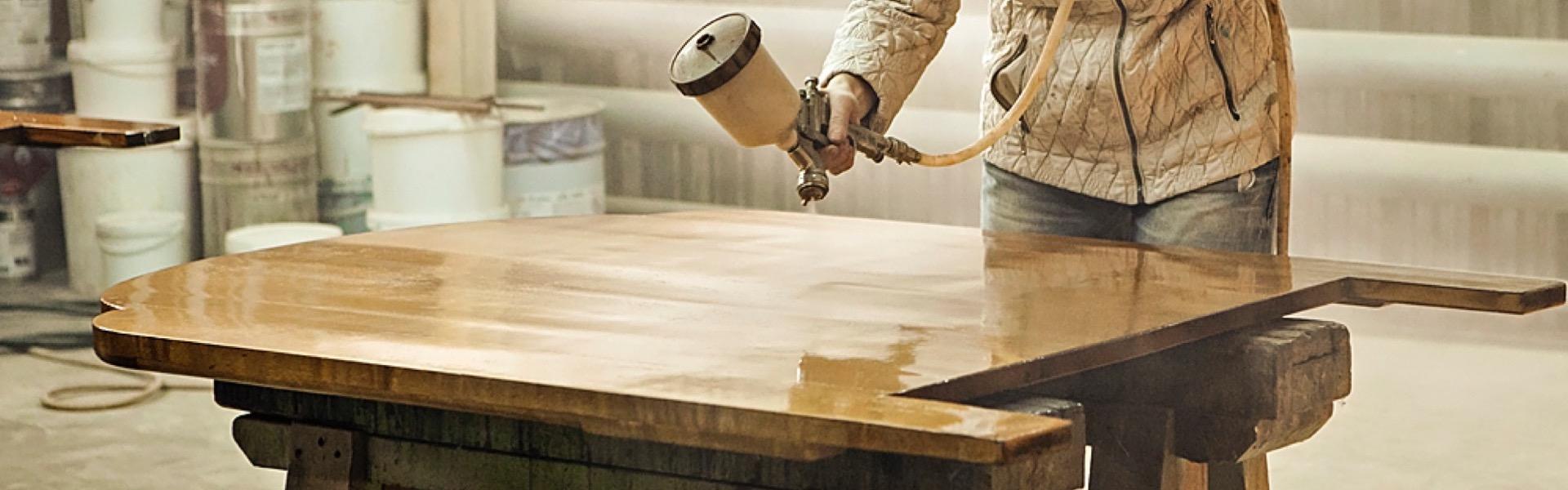 Как отреставрировать старый стол своими руками?