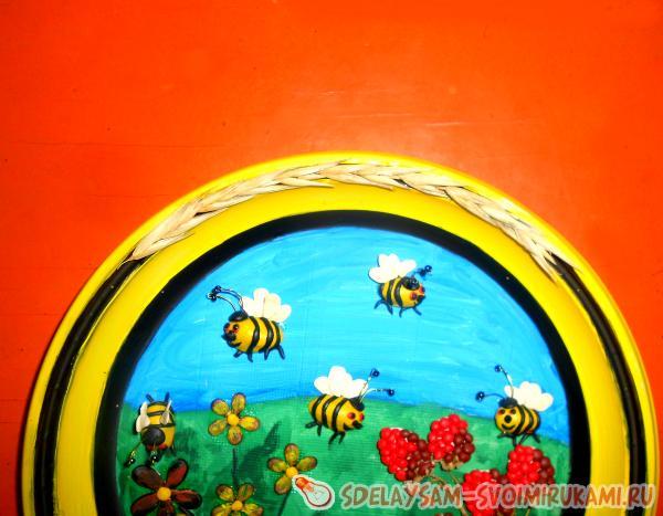 6 секретов цветника, который привлекает пчел | дизайн участка (огород.ru)
