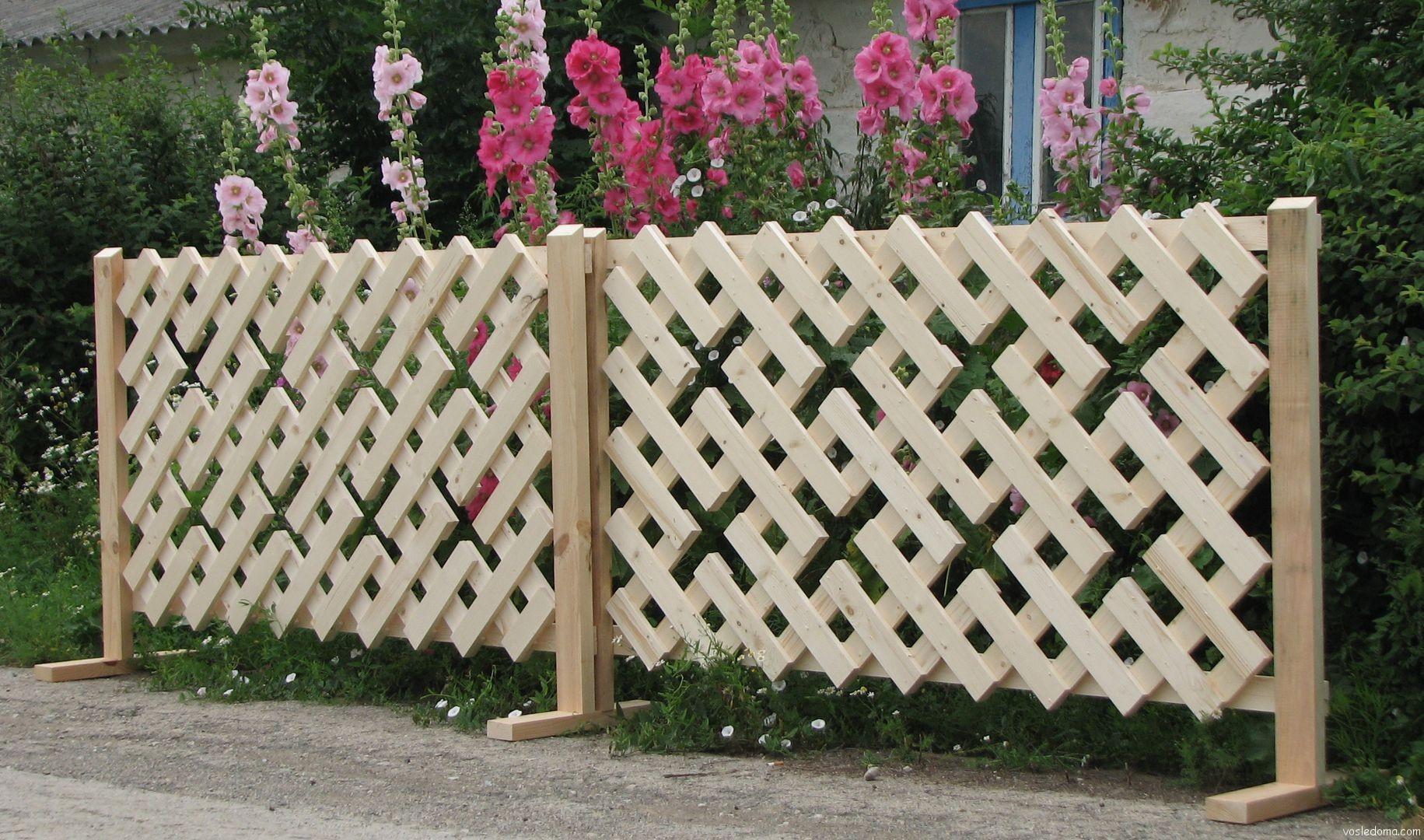 Декоративный забор: красивые идеи ограждения и лучшие модели декоративных заборов (115 фото + видео)