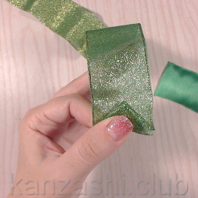 Материалы и инструменты поделка изделие новый год рождество оригами плетение звезда фрёбеля из декоративной ленты ленты