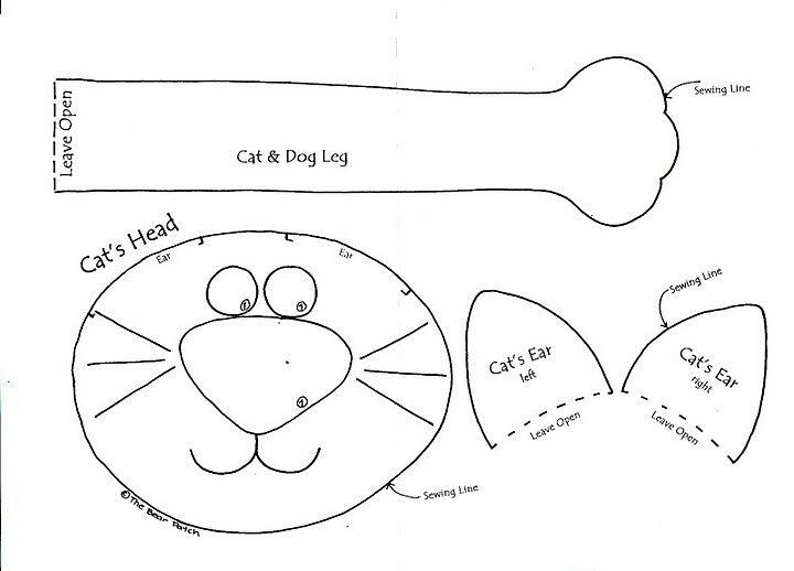 Кот подушка своими руками – варианты изготовления, фото