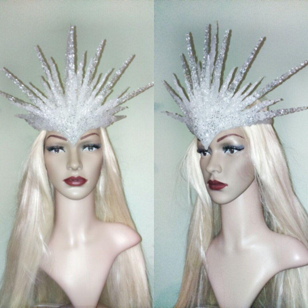 Корона для снежной королевы!!!