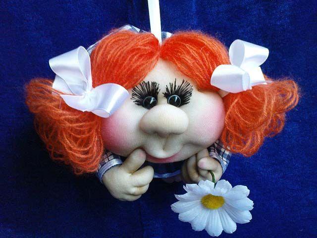 """Кукла попик """"лёля"""" своими руками, мастер - класс с пошаговыми фото"""