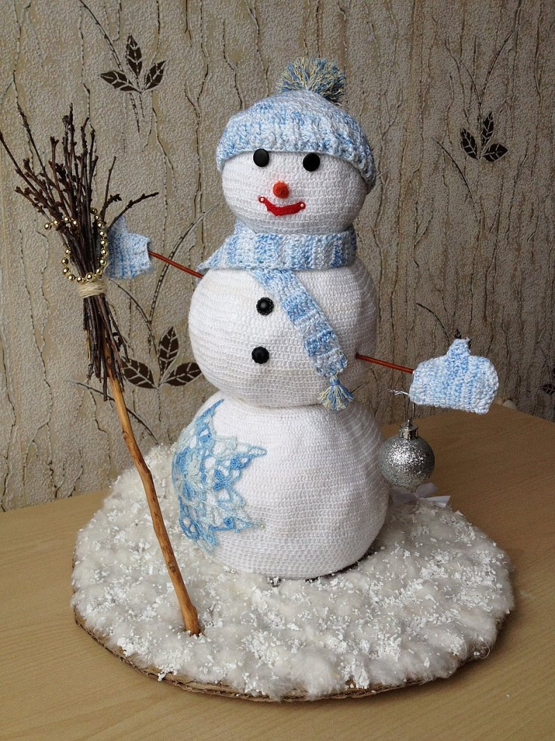 Снеговики своими руками — коробочка идей и мастер-классов
