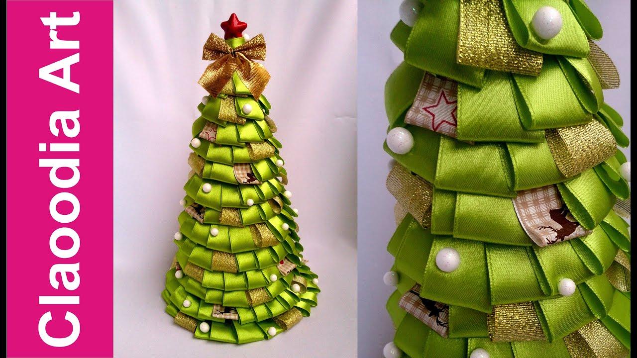 Мастер-класс по созданию елочки - делаем своими руками маленькую елку на новый год. (фото + видео инструкция)