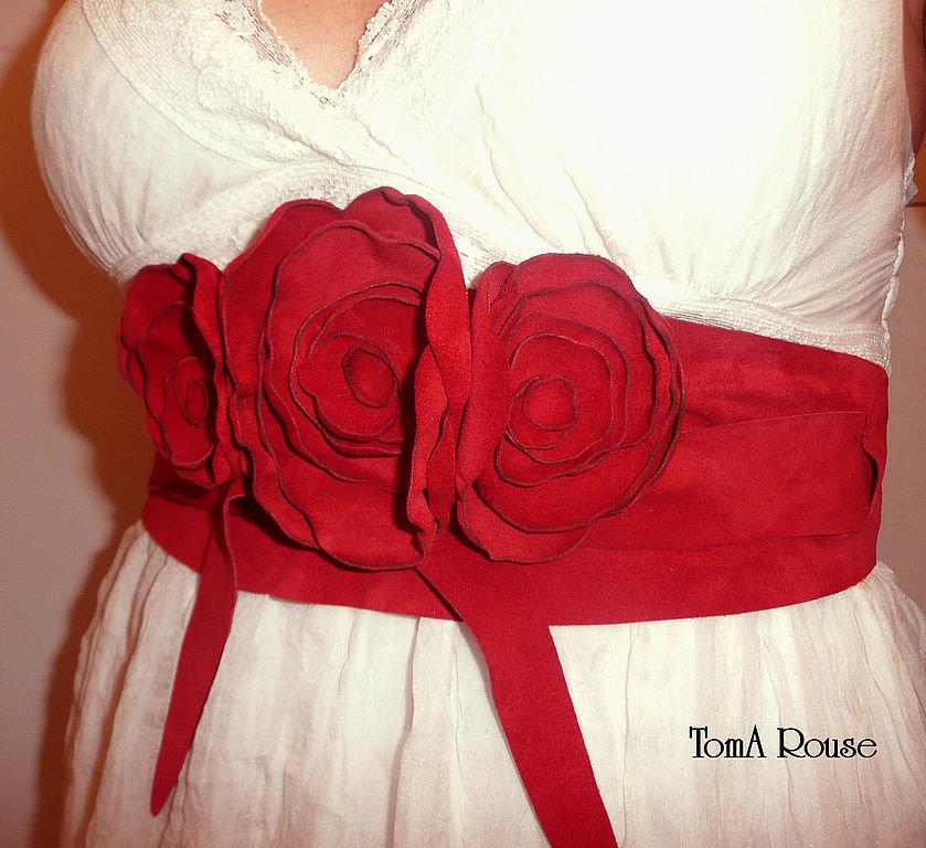 Как сшить пояс для платья из ткани? - serviceyard-уют вашего дома в ваших руках.