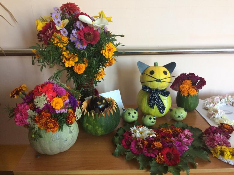 Осенний букет невесты - идеи оформления цветов