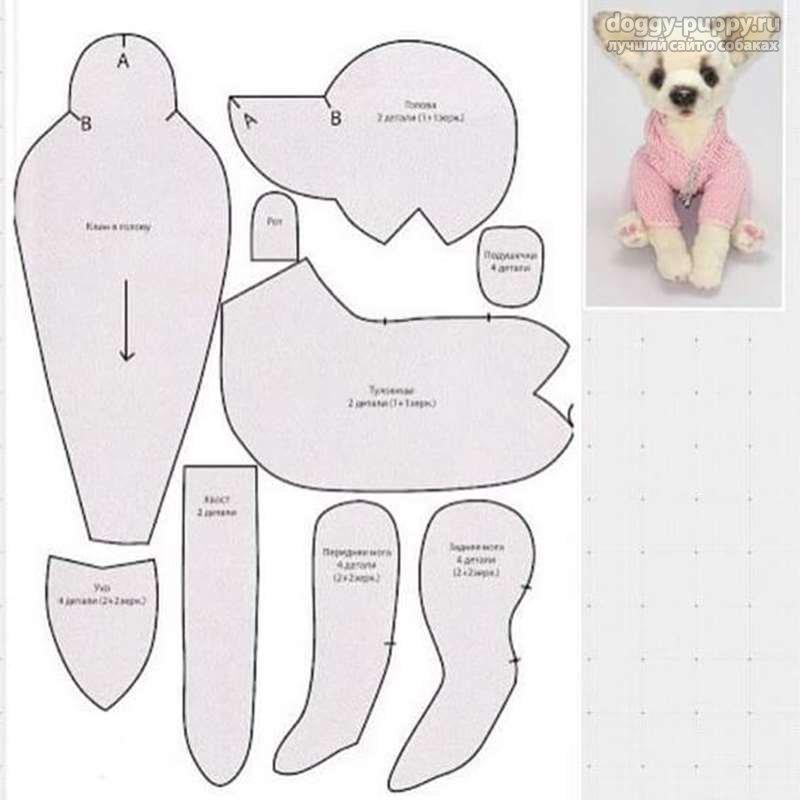 Мягкая игрушка своими руками. выкройки и схемы для начинающих. мастер-класс: кукла тильда, мишка, котик, собака, сова, заяц. пошаговые инструкции с фото