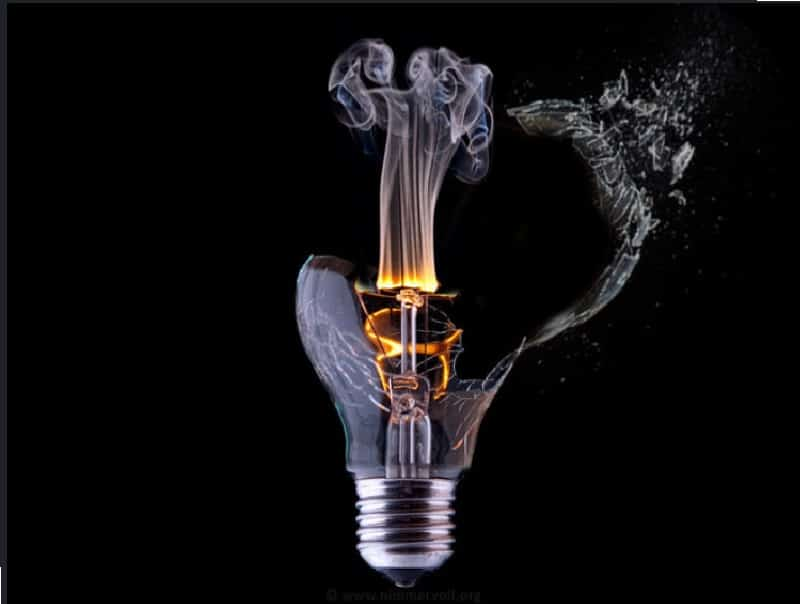 Лампа накаливания: характеристики и особенности.