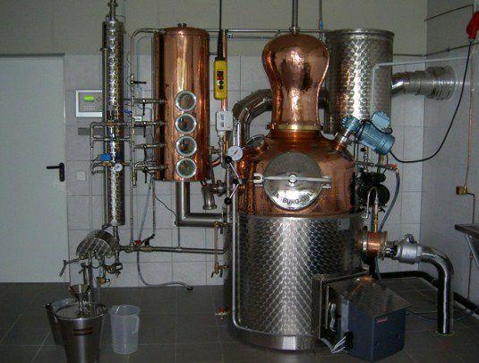 Мини спирт заводы для малого бизнеса