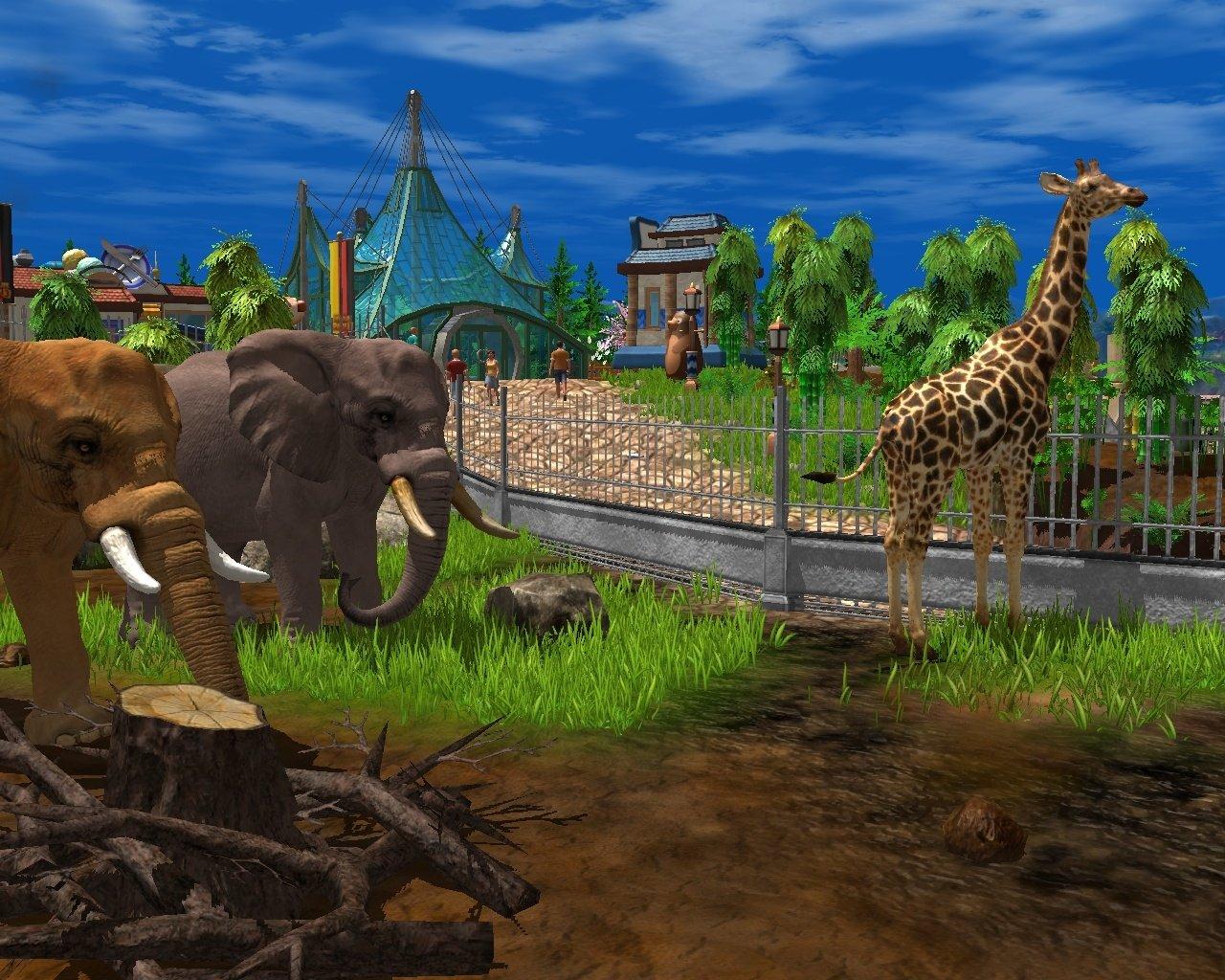 Сюжетно-ролевая игра «зоопарк» для второй младшей группы. воспитателям детских садов, школьным учителям и педагогам - маам.ру