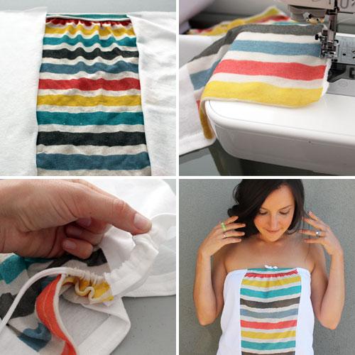 Как переделать старую футболку: 25 идей с фото, как можно обновить старую вещь