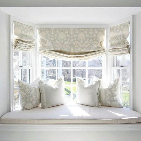 Подъемные римские шторы — что это такое