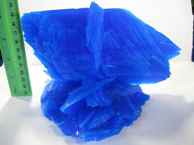 Как выращивать кристаллы из медного купороса поэтапно?