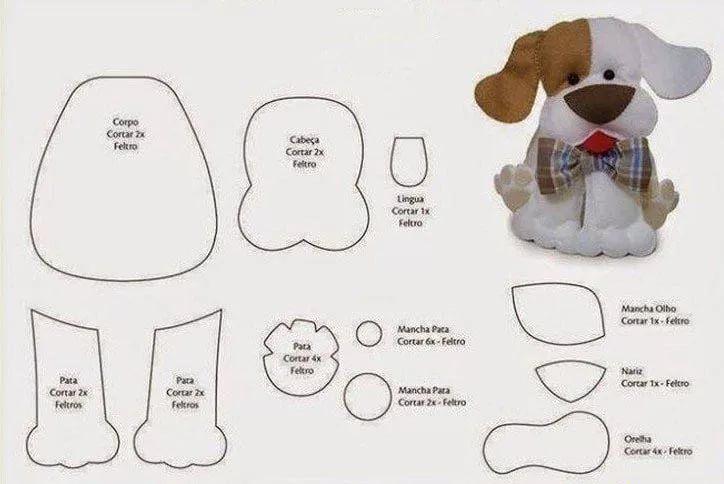 Как сделать собаку своими руками: 8 способов