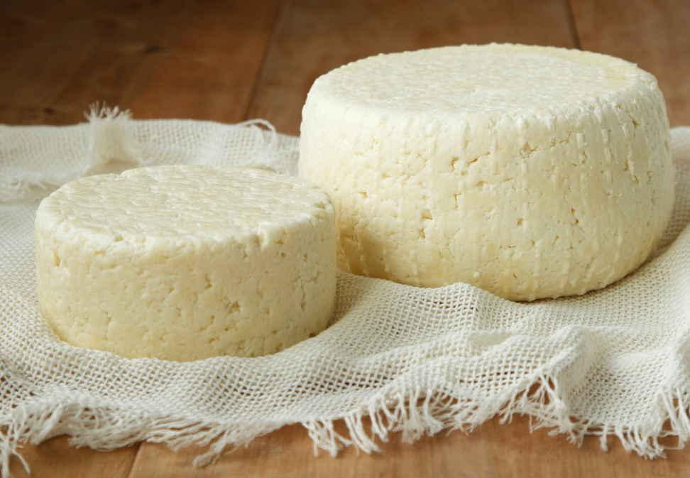 Домашний сыр - рецепты