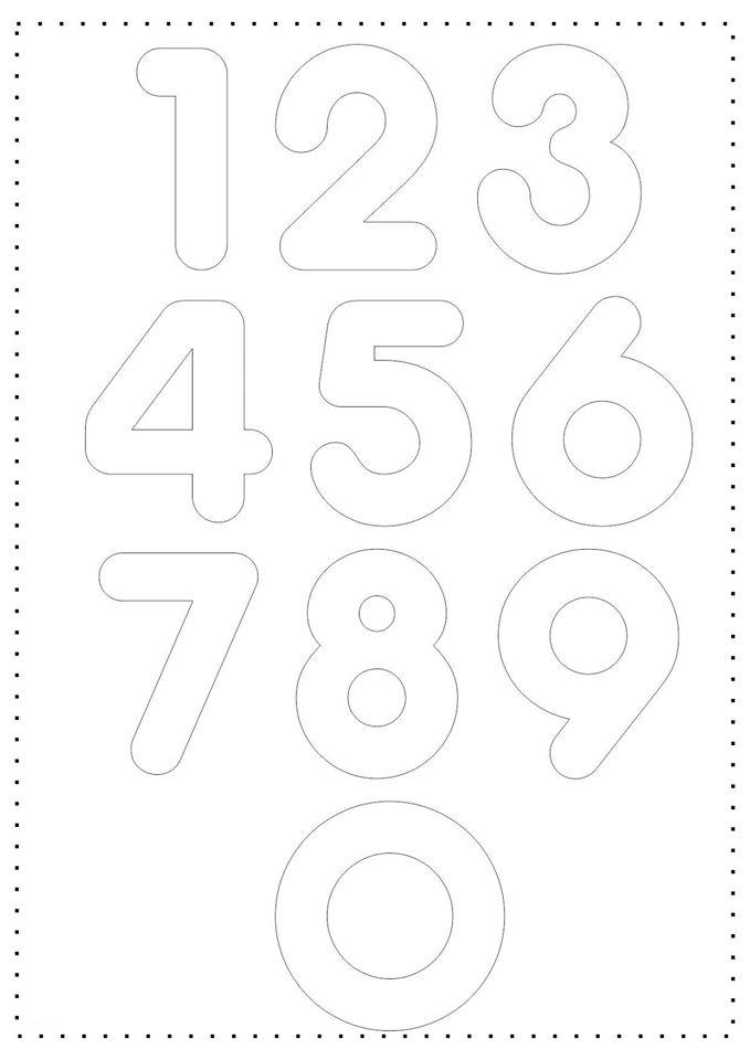 Алфавит и цифры из фетра своими руками: схемы и шаблоны
