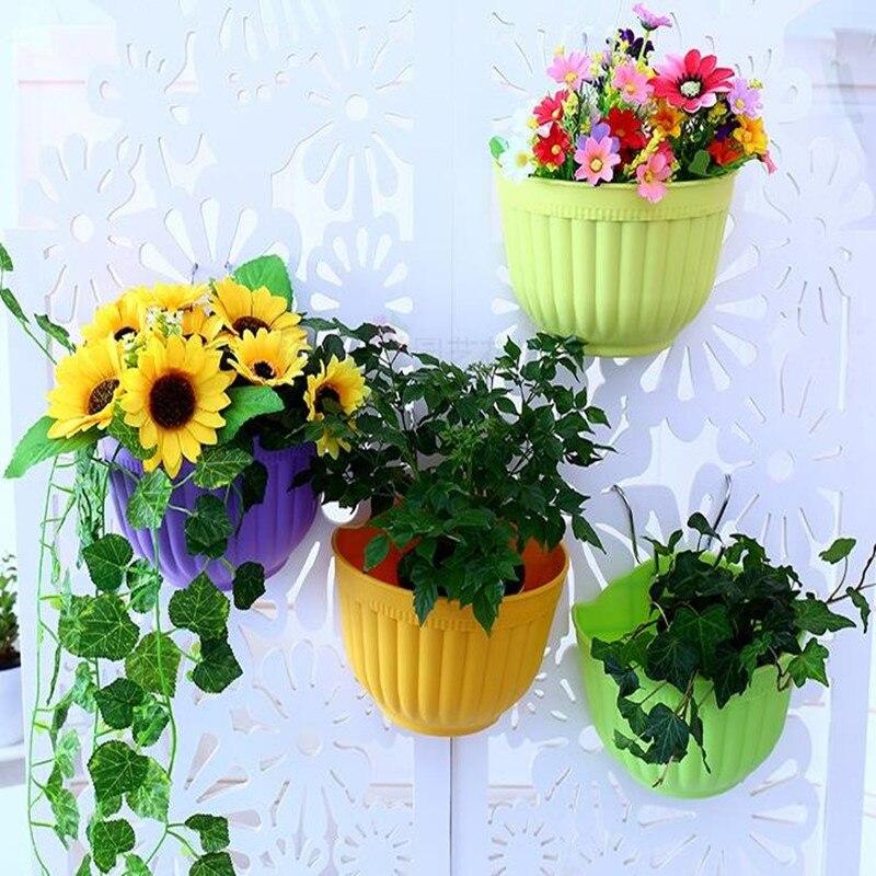 Горшки для цветов своими руками, красивые и доступные варианты