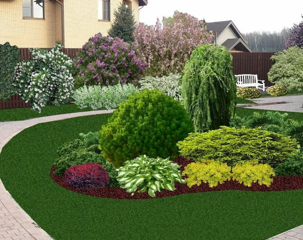 Что такое рабатка: рекомендации по устройству и выбору растений