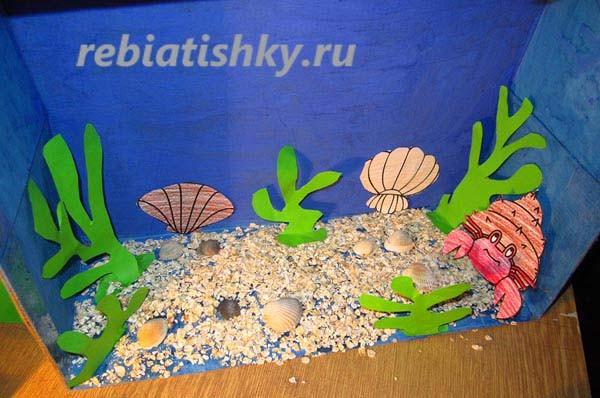 Оформляем аквариум своими руками: 7 обязательных материалов
