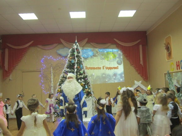 Снежная балерина