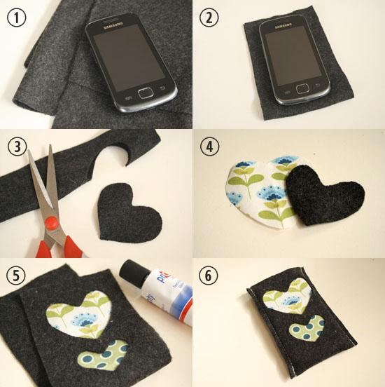 Новогодние чехлы на телефон своими руками. изготовление чехла для сенсорного мобильного телефона. как обновить старый покупной чехол: идеи