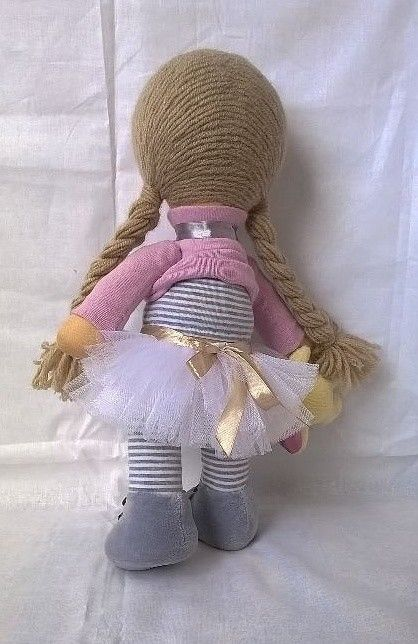 Самостоятельное изготовление тряпичной куколки