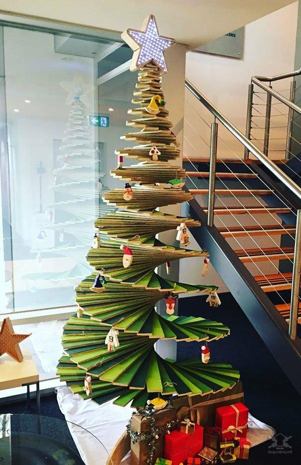 Топ идей: новогодняя елка украшение 2021, как украсить елку на новый год - фото идеи | topidej.ru