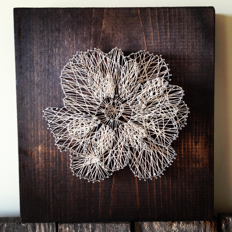 Панно из ниток и гвоздей: своими руками схемы, сердце для вязания, фото и мастер-класс, как сделать рисунок - уютный домишка