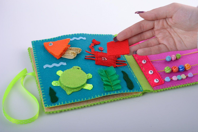 Как сделать игрушку-шнуровку своими руками для развития малыша: из фетра или картона