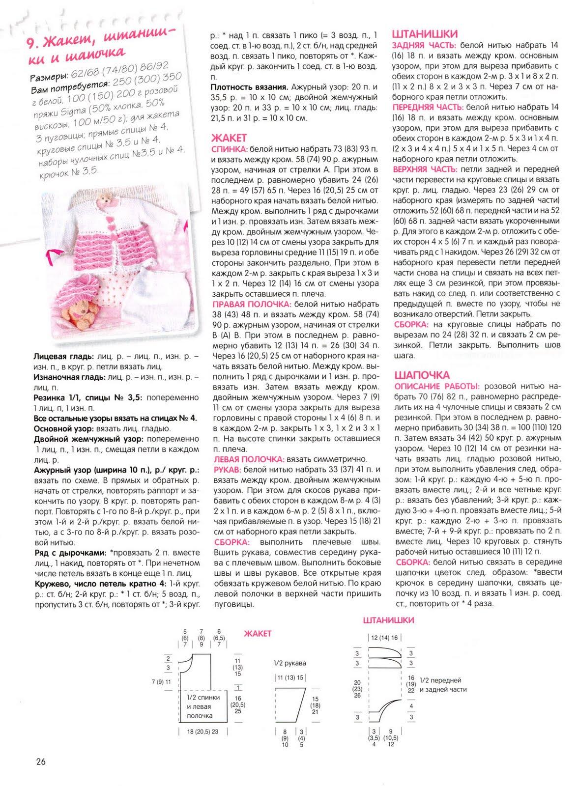 Шапочка крючком для новорожденного со схемами и описанием