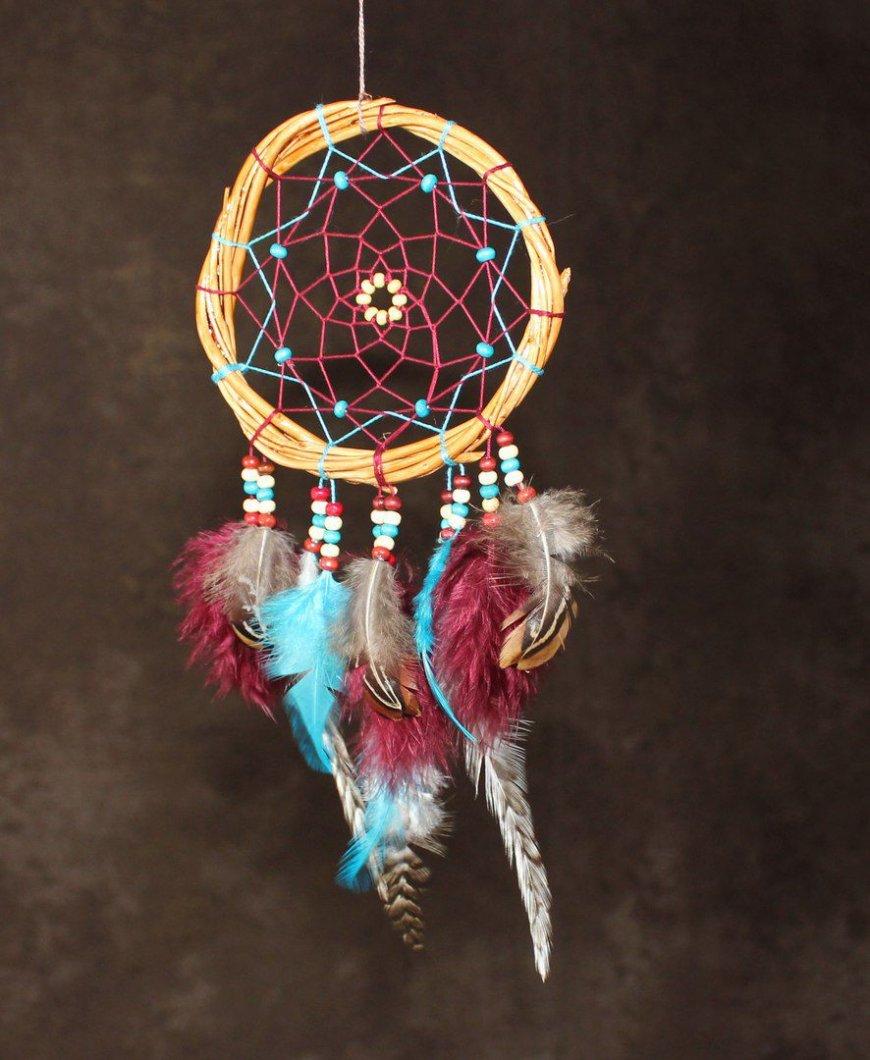 Ловец снов – индийский амулет для защиты сновидений