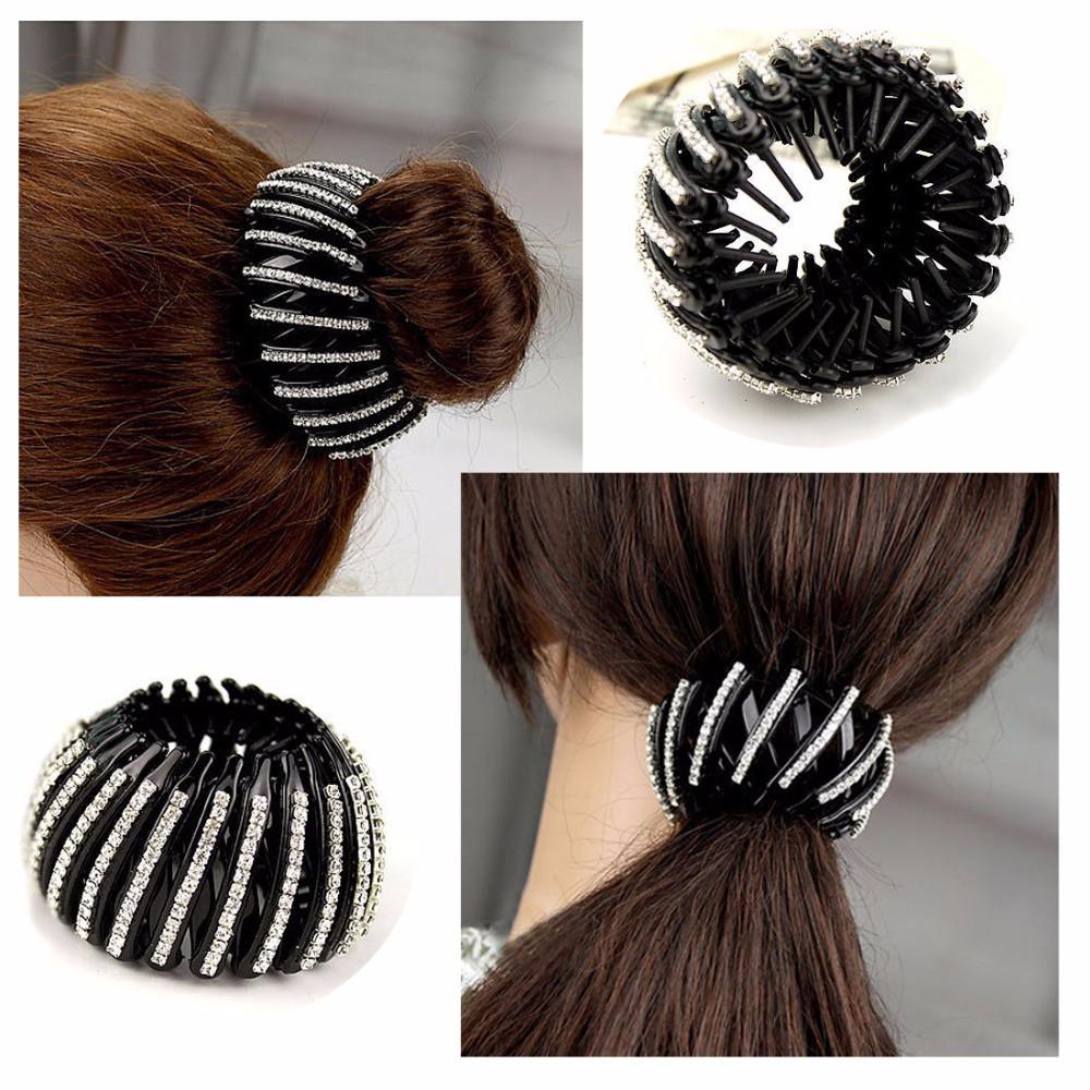 Заколки для волос – подборка фото красивых и оригинальных заколок на любой вкус