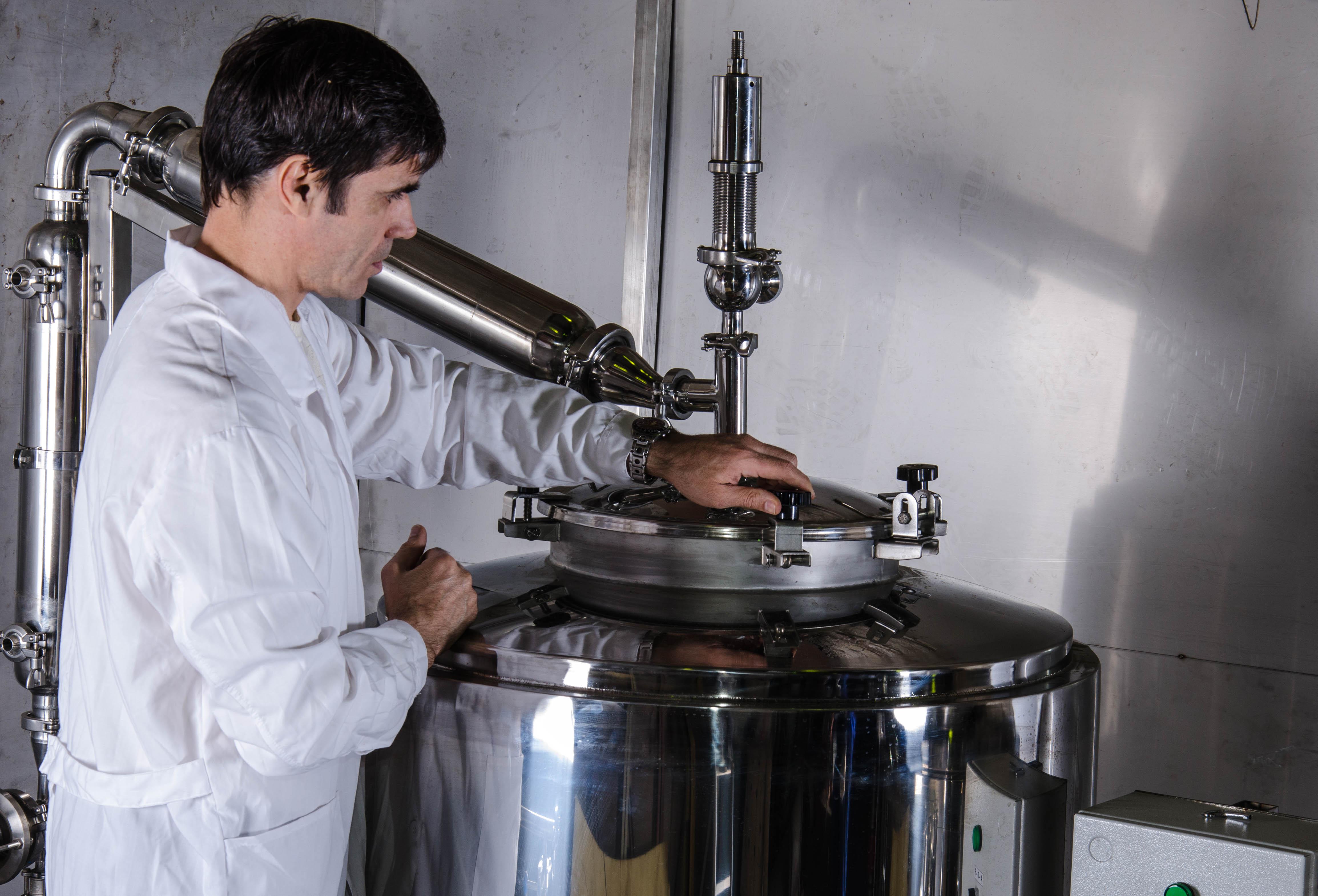 Виды мини спирт заводов для малого бизнеса