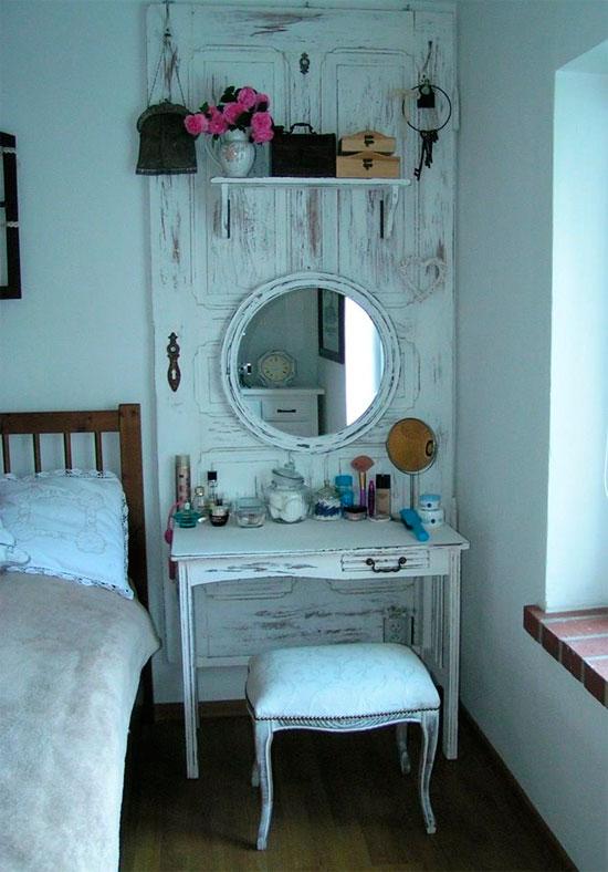 Туалетный столик в спальне: 5 важных вопросов - archidea.com.ua